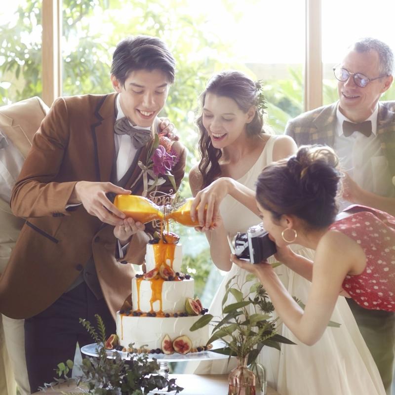 【3組限定】夏限定☆デザート試食×料理ランクUP付フェア