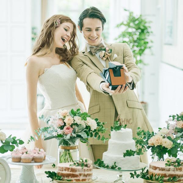 ◆海外挙式後にオススメ◆ビュッフェ×1.5次会Party★
