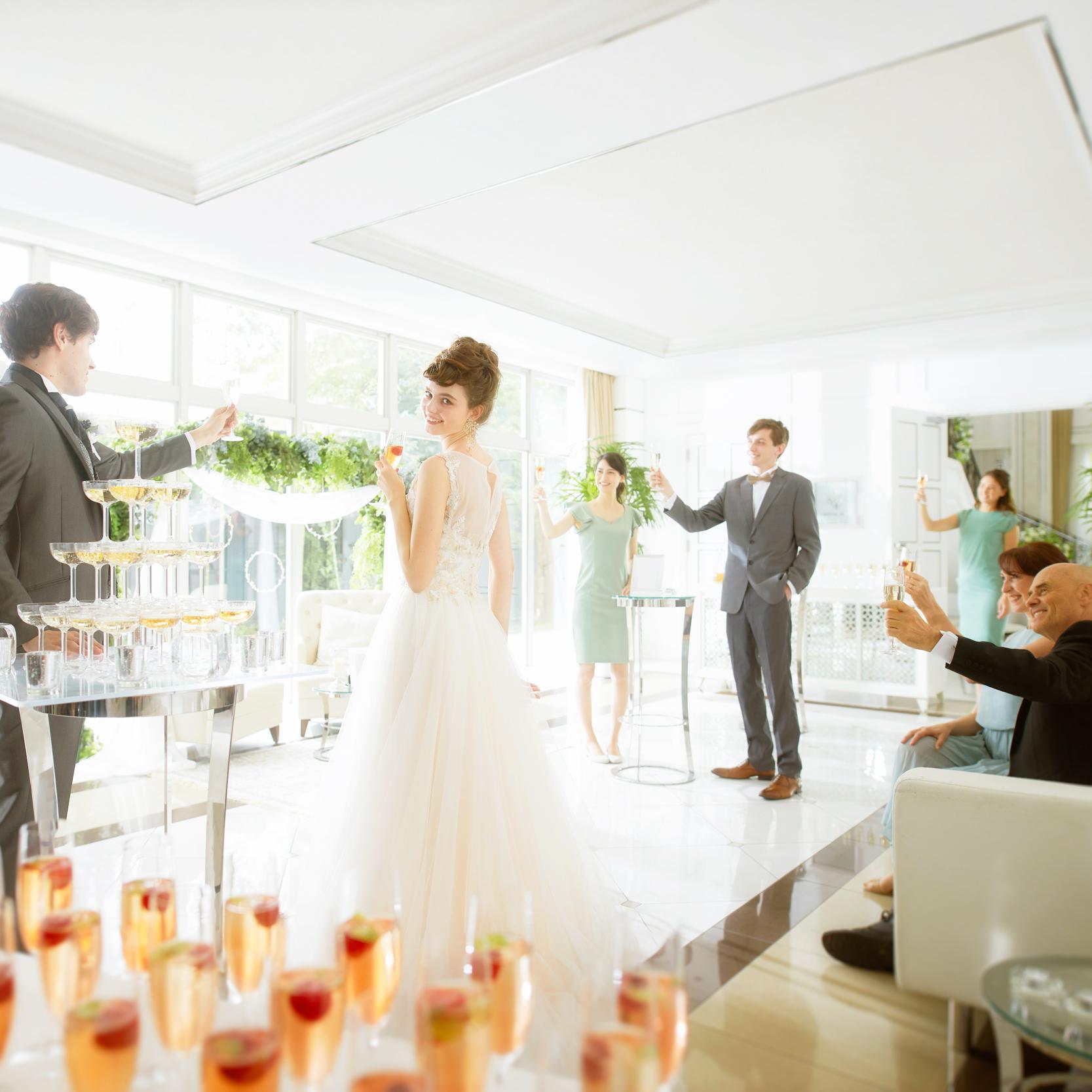 【2020年1~2月挙式】◆50名-150万◆冬婚プラン