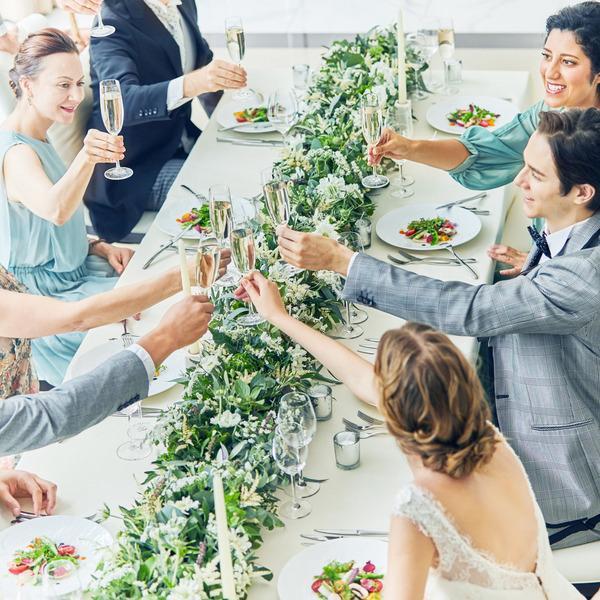 【6~30名*少人数婚】絶品試食×挙式体験×料理ランクUP特典