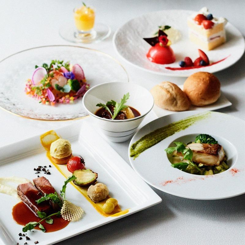 【年間アワード受賞】料理ランクUP特典&肉と魚の食べ比べ試食