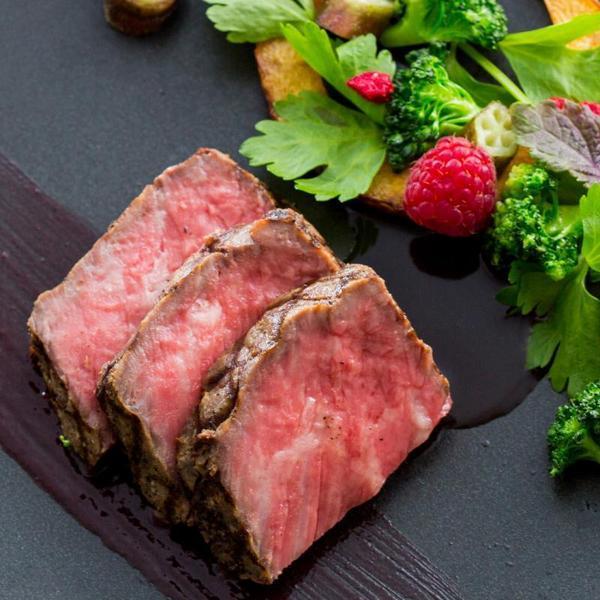 【料理1ランクUP特典付】フォアグラ&国産牛★和×洋の絶品試食