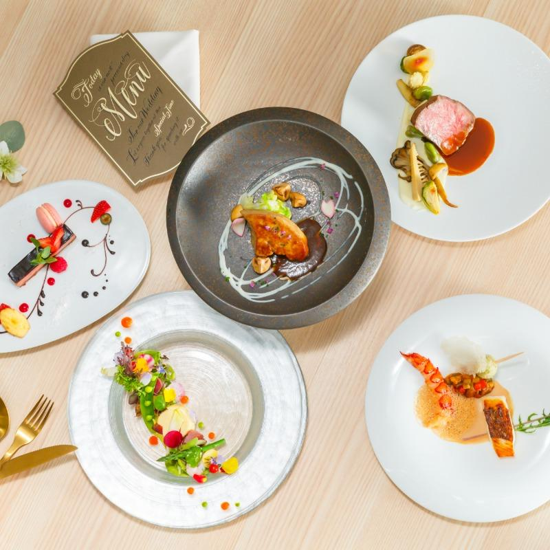 料理特典付◆南青山の一軒家レストラン試食×貸切おもてなし体験
