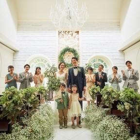 【結婚式を諦めないフォトプラン】衣裳+美容+撮影で10万円!
