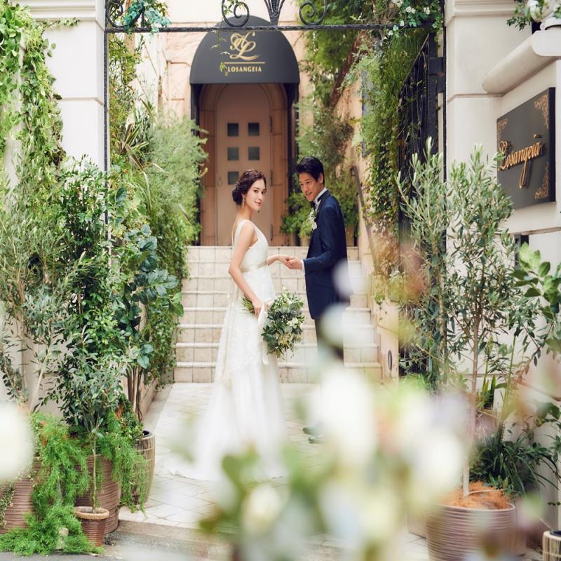 【1軒目ご見学の方】挙式&衣装3着分無料◆試食×緑溢れる邸宅