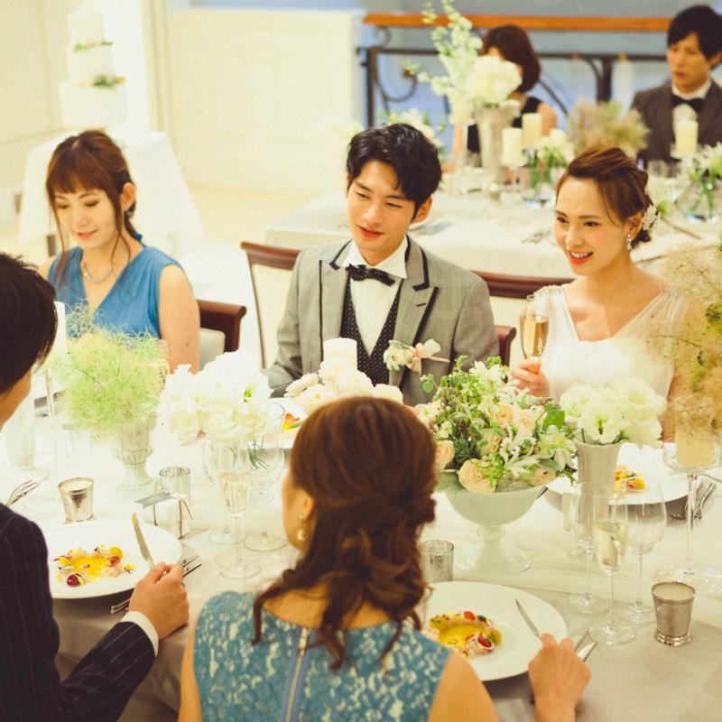 【今だからこそ少人数で結婚式】緑溢れる貸切邸宅×絶品試食付き