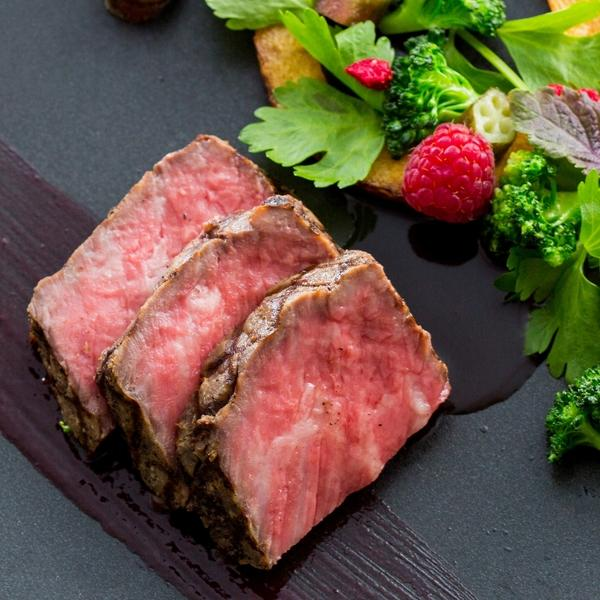 【当館最上級料理特典】国産牛×オマール海老×三浦野菜特別試食