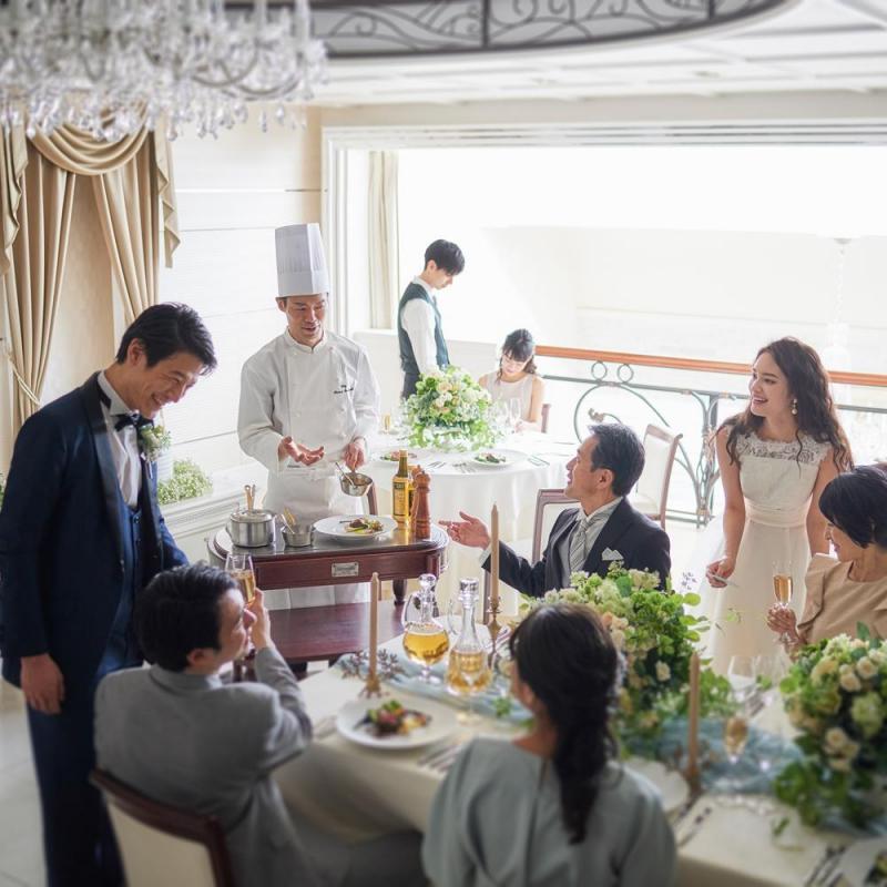 \20名以下の家族婚に/一軒家貸切◆プチ披露宴体験×5大特典