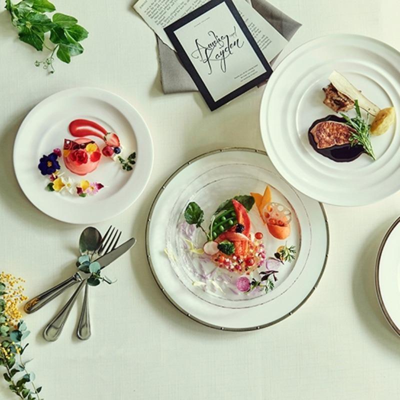 *AM限定*美食のレストランのフルコース試食&5大特典付フェア