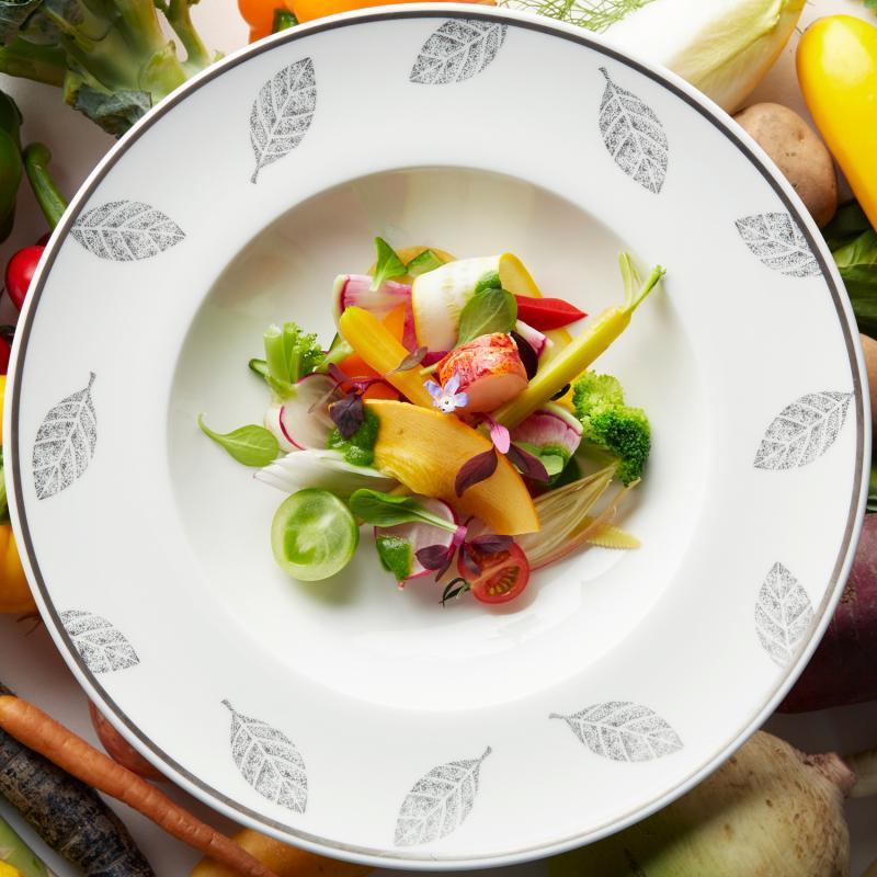 ◆お料理重視◆厳選食材のスペシャリテ&デザート堪能フェア