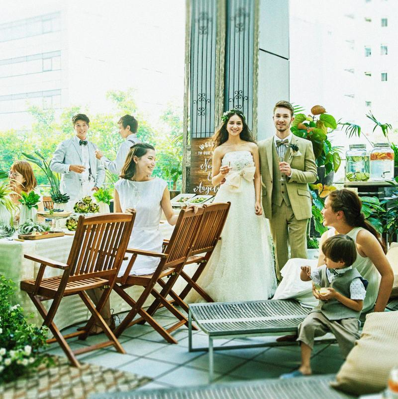 【初めての見学に★試食付き】演出体験と結婚式ダンドリ相談会♪