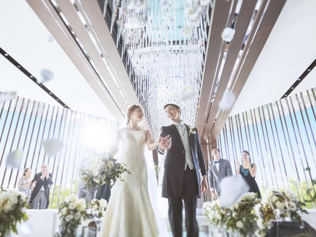 《結婚式プレゼントキャンペーン》先着3組★3月までの挙式限定