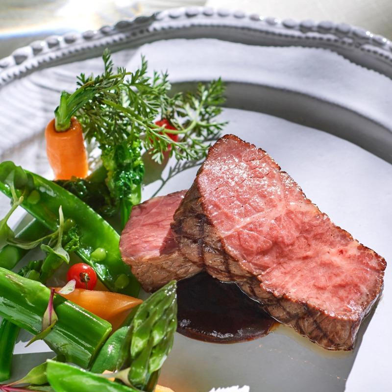 【大人気フェア】小林料理長の絶品コース試食×会場まるごと見学