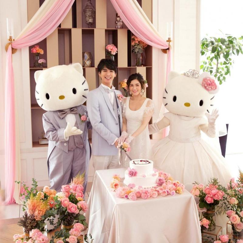 ★キティを結婚式に招待★限定特典×特別プラン相談会♪