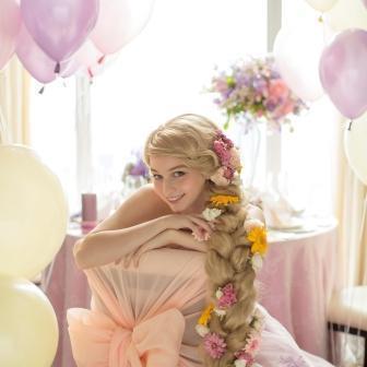 【プリンセスフェア】プリンセスグッズ&カラードレスプレゼント
