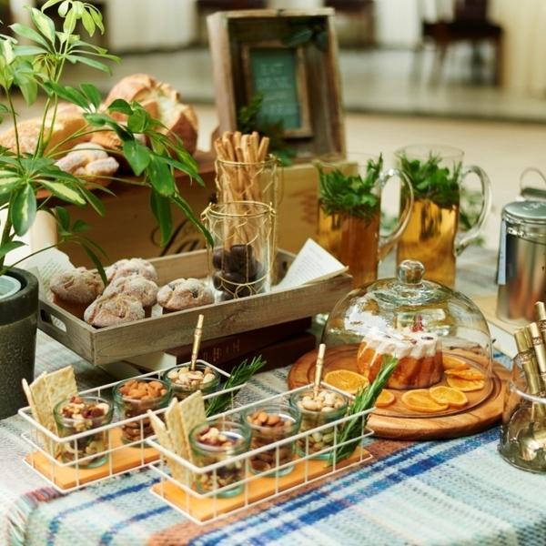 料理引き出物などの展示イメージ写真