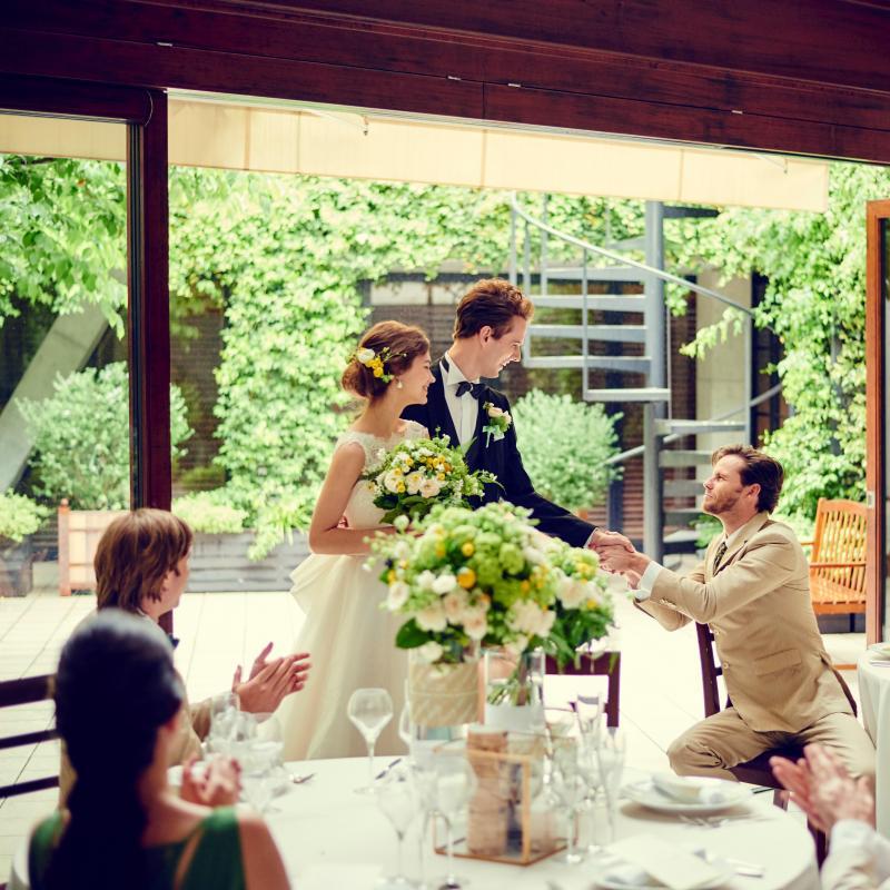 残1席【少人数・家族婚】貸切×美食体験×ドレス&タキシード無料