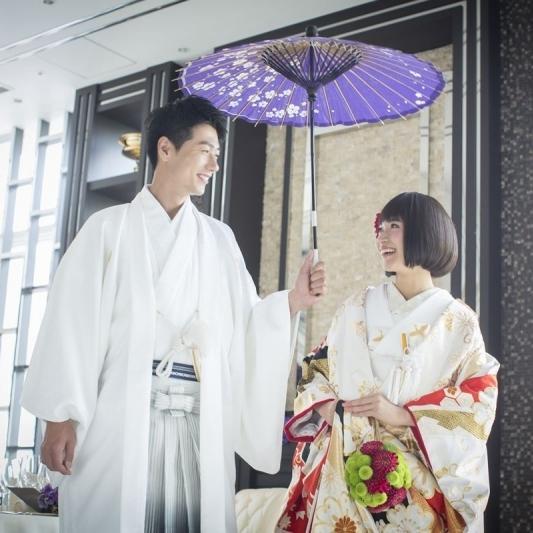 ☆お正月特典付き☆憧れの結婚式が叶う!天空チャペルフェア