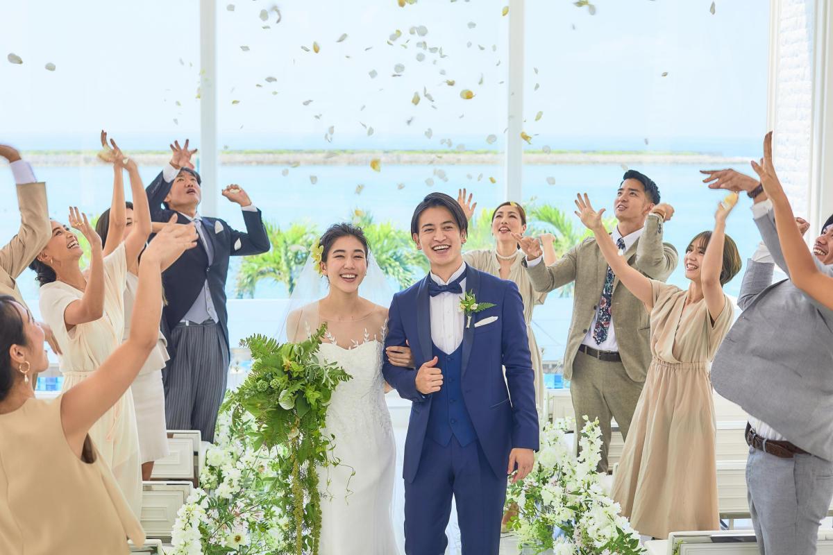 【沖縄サロン】ガーデン付邸宅で叶えるリゾート婚ダンドリ相談会