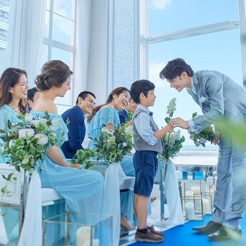 【沖縄】現地会場見学&無料試食付き!リゾート婚相談フェア