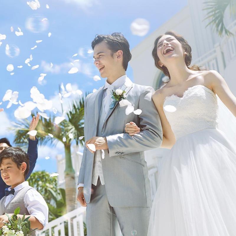 【沖縄】5周年記念☆豪華2大特典付きブライダルフェア♪