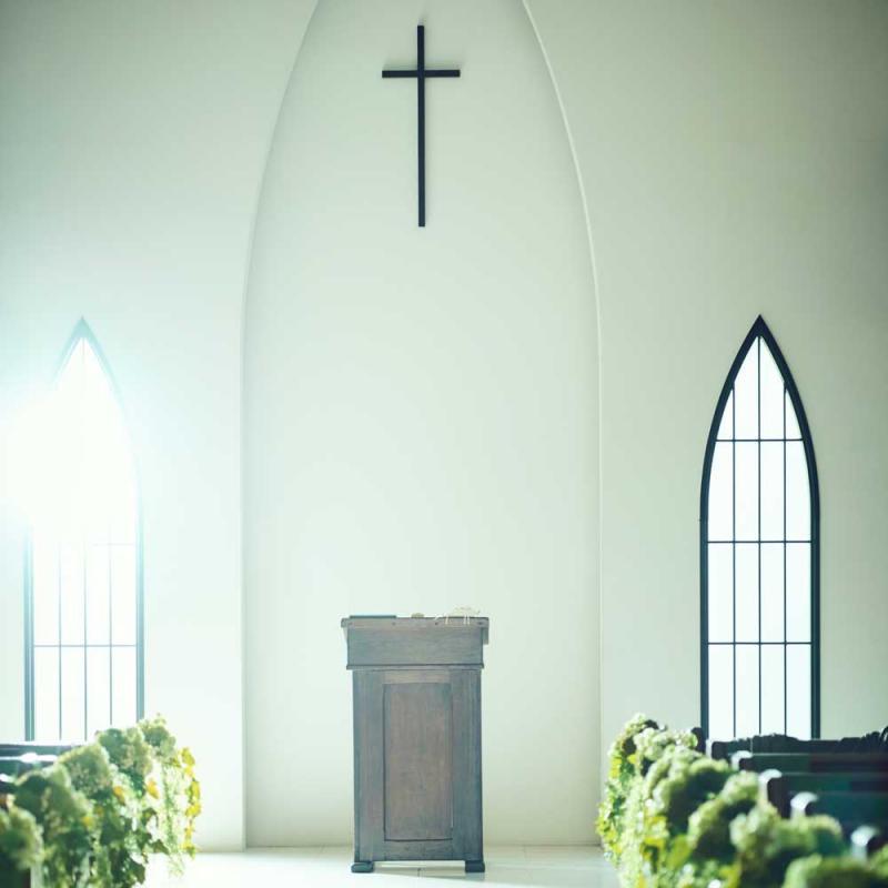 【朝得】歴史ある独立教会見学×納得の見積相談