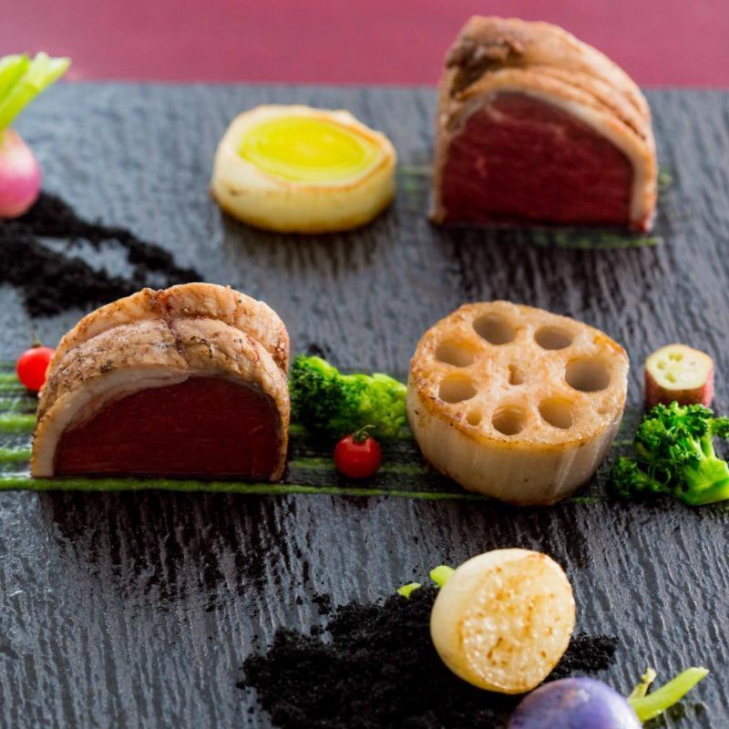 【新春限定】和フレンチのハーフコース試食&豪華8大特典フェア