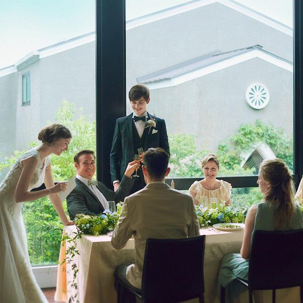【おもてなし叶える少人数婚】歴史ある教会見学×納得の見積相談