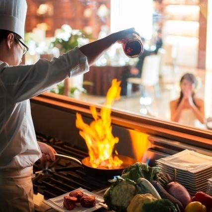 ≪NEWオープン≫シェフ厳選の美食を堪能☆貸切Wフェア