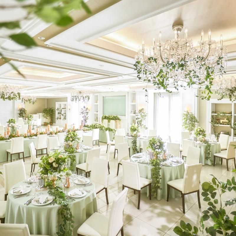 【50名119万】予算内で上質Wedding◎特別3万円試食&95万円特典
