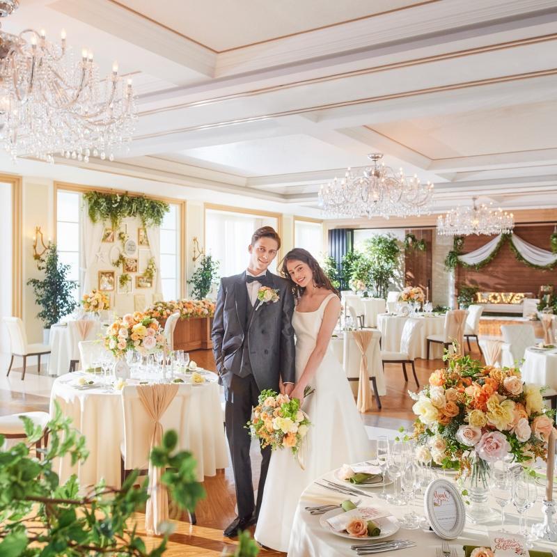 【50名119万!!】予算内で上質Wedding◎よくばり体験