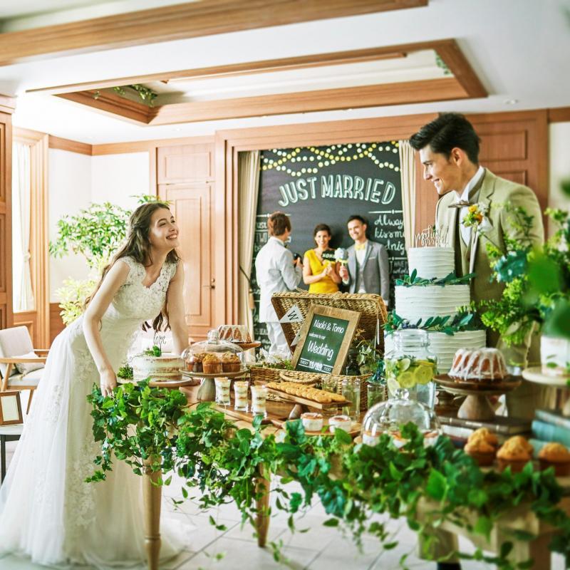 【朝活応援フェア】絶品試食をご堪能☆よくばり花嫁フェア