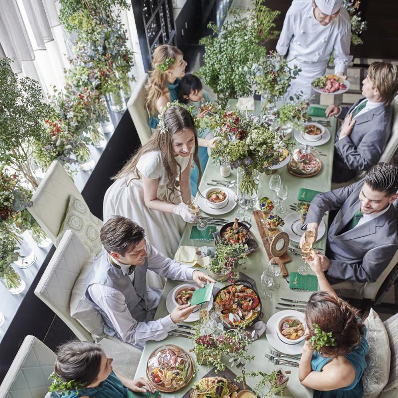 残1【少人数婚に◎】3フロア貸切!180度の美景&美食体験♪
