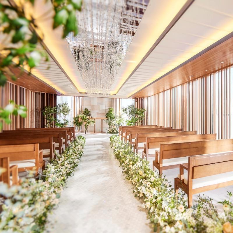 リニューアル記念最大100万円特典☆木と光に包まれた新会場紹介