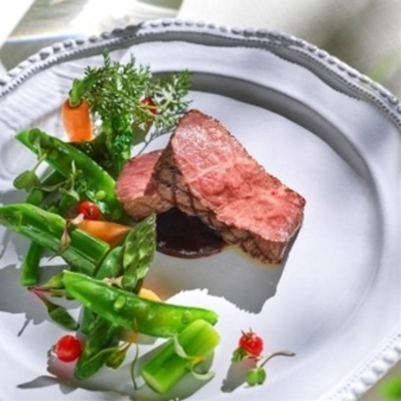 【平日限定】3.5万円相当*特選牛×フォアグラコース試食付き