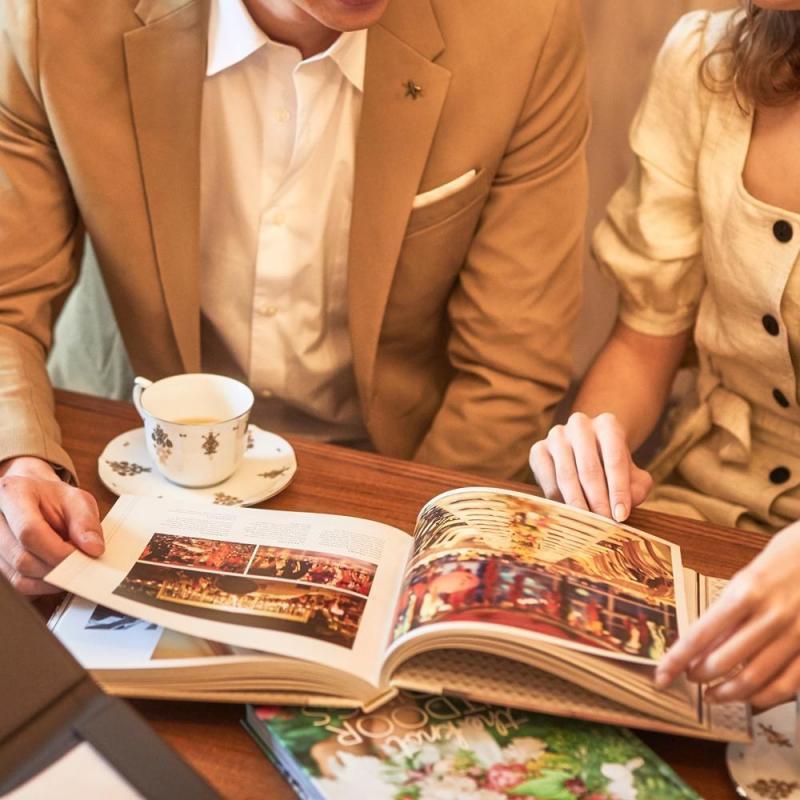 【結婚式オンライン相談会】気軽に自宅でフェア参加♪安心相談会