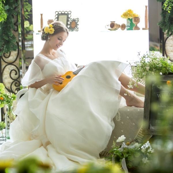 【10/8限定】プレ花嫁体験★ドレス試着×演出体験付BIGフェア