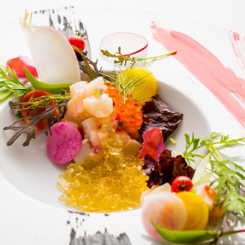 【週末限定】厳選食材のフレンチジャポネを無料堪能♪美食フェア