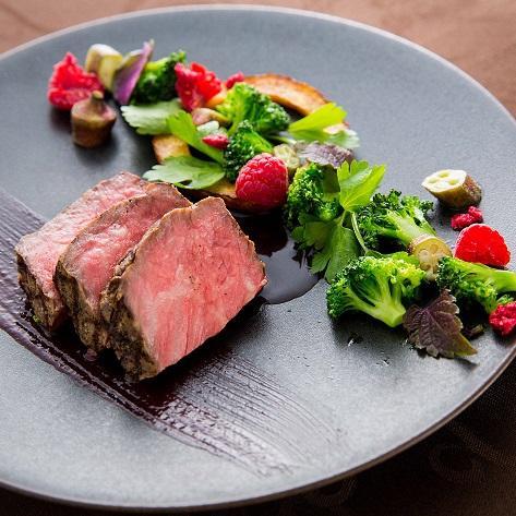 【夜フェア限定】国産牛×フォアグラ×オマール海老食べ比べフェア