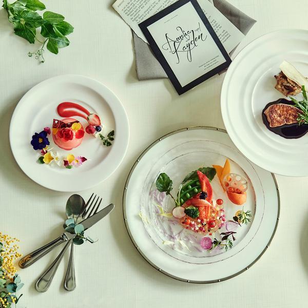 【水木金限定】絶品フレンチジャポネの食べ比べ試食フェア