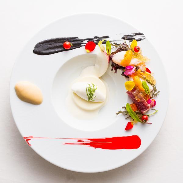 料理ランクUP特典付☆オマール海老試食×貸切PARTY体験