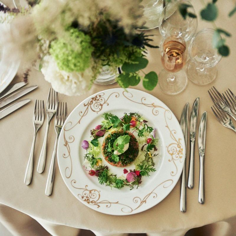 【平日限定】ゲストも喜ぶフレンチジャポネの食べ比べフェア♪