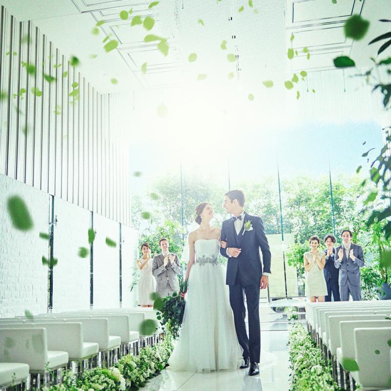 【7大特典付】年に一度!模擬挙式×豪華5品試食*憧れの花嫁体験