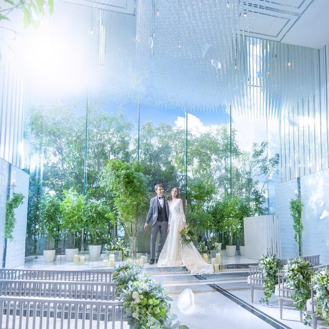 2021年1・2月の結婚式★《限定5組》ウィンターWプラン》
