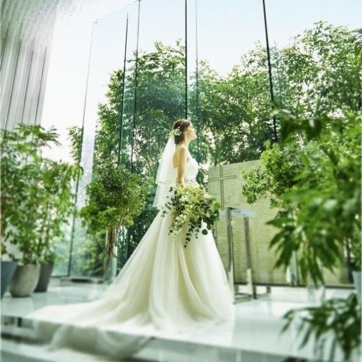 【感動チャペル体験!】愛され花嫁のためのプレミアムフェア