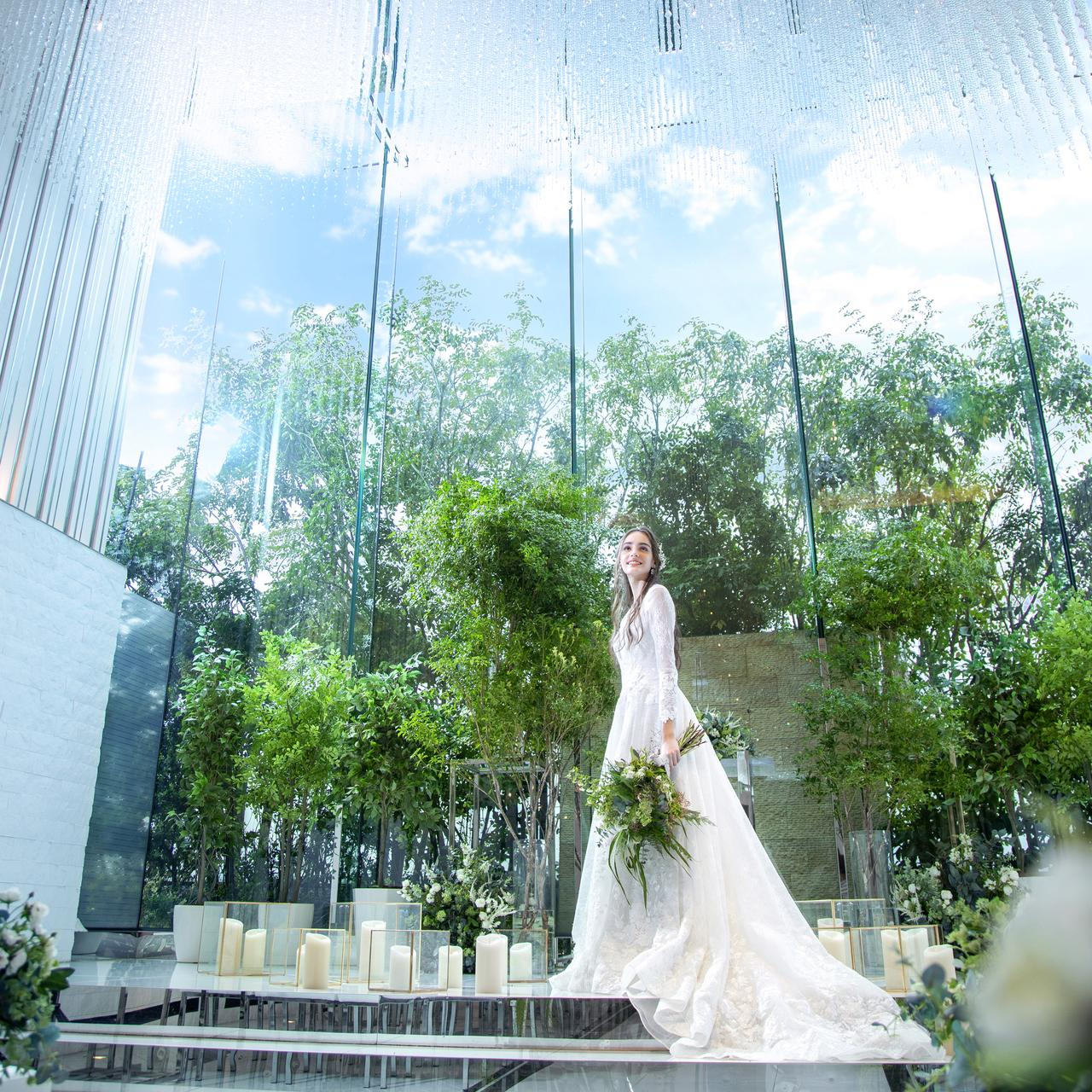 【結婚式を諦めないフォトプラン】衣装+美容+撮影で10万円!