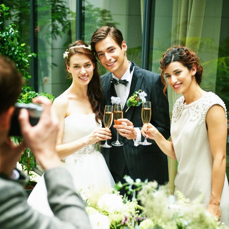 ▼残2席▼【初めての見学に】結婚式のダンドリまるわかりフェア
