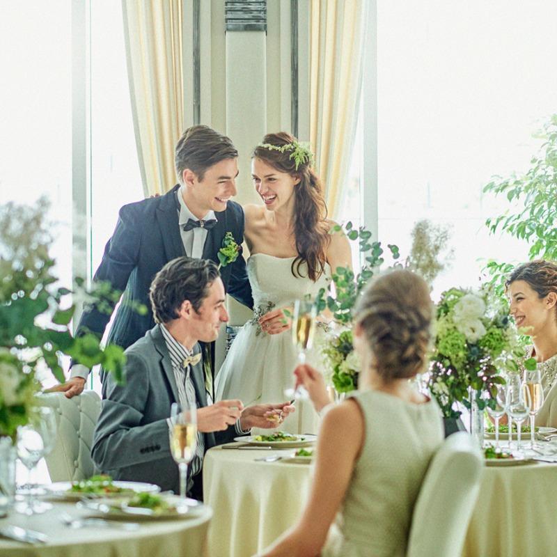 残2席【家族婚におすすめ】豪華試食×少人数貸切W相談会