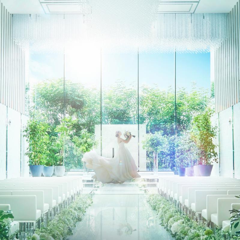 【当館人気NO.1】無料試食×模擬挙式×演出体験☆10大特典付