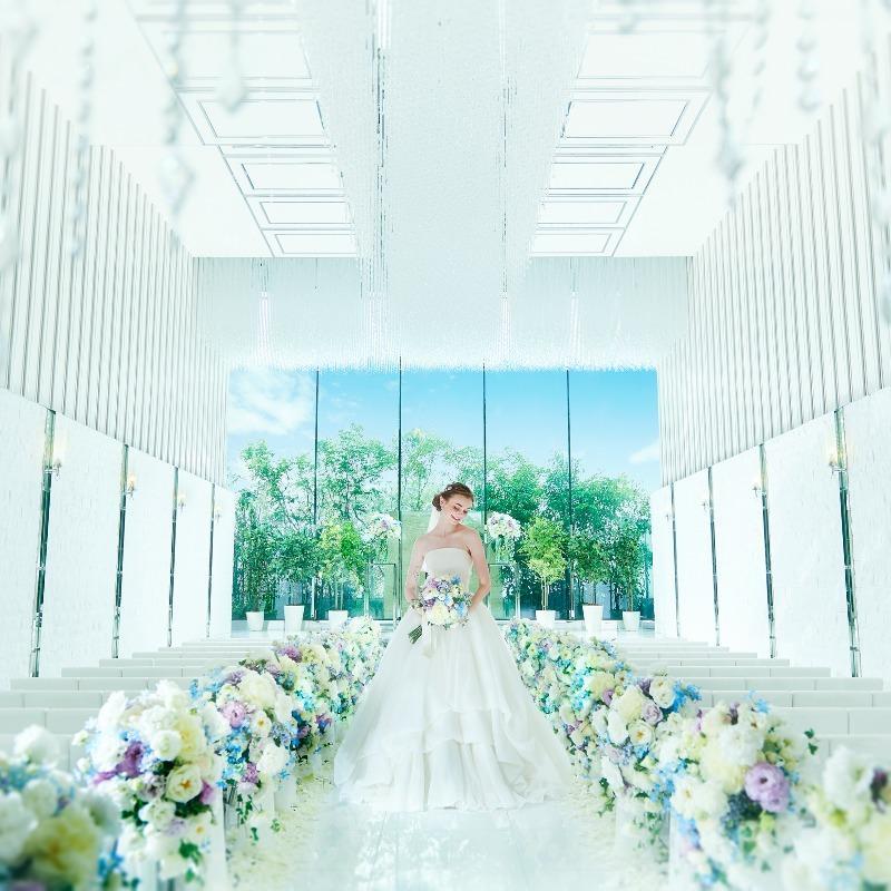 【当館人気NO.1】試食×模擬挙式×演出体験☆10大特典付